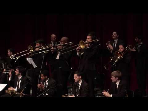 Jazz Orchestra I f/ Tim Warfield, Jr., Saxophone  |  3.4.2016