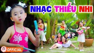 99 Bài Nhạc Thiếu Nhi Vui Nhộn Cho Bé Ăn Ngon - Bắc Kim Thang, Chú Ếch Con, Năm Ngón Tay Ngoan