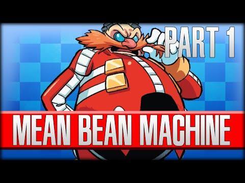 Dr Robotniks Mean Bean Machine - Part 1 - FULL OF BEANS!