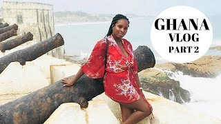 GHANA VLOG PART 2 | LIFE WITH FAITH
