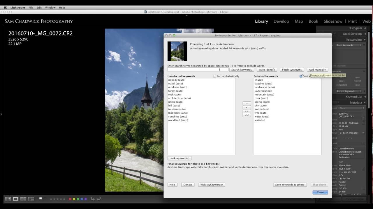 MyKeyworder   Find Images and Generate Keywords Instantly