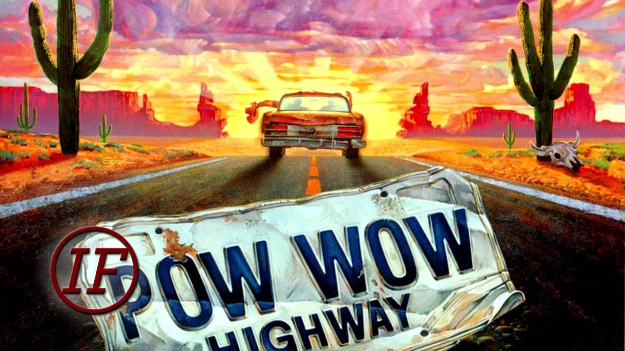 "REVIEW: ""Powwow Highway"" - YouTube"