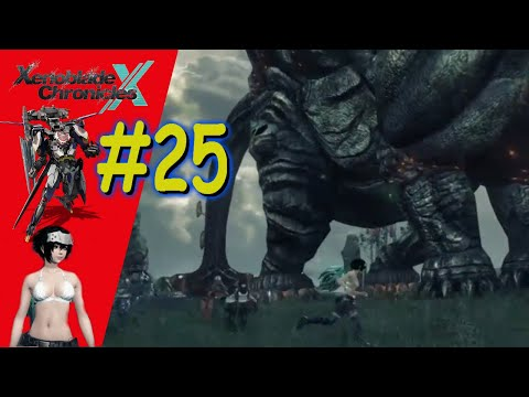 EL MILESAURIO NIVEL 85 Y SKELL NIVEL 50!! | XENOBLADE CHRONICLES X #25