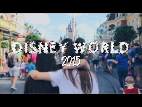 ♥Disney World Vlog 2015 ♥