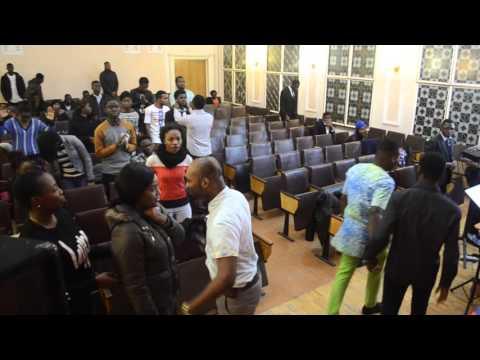 Prophetic Service 4 BY Prophet Alvin Johnson  12 12,2015