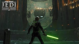 How to Drop the Sphere (Zeffu Puzzle Solved) - STAR WARS Jedi: Fallen Order