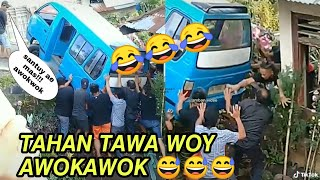 Download lagu Video Lucu Kocak Gak Ada Otak Wkwkwk | Viral Tik Tok 2020 - Dhika Cirebon