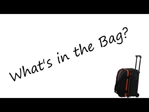 What's in the Bag? - Karie Kreutz