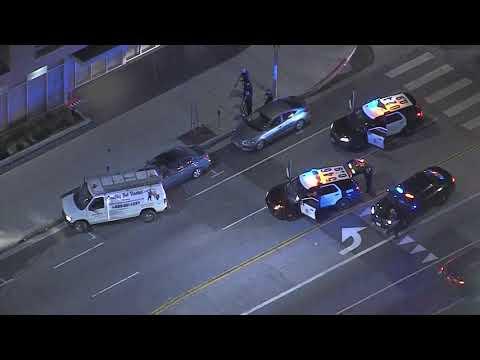 01/09/19: Car Chase Stolen Plumber Van - Unedited