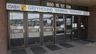 Greyhound shuts down in Calgary