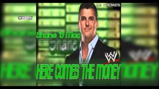 "WWE: ""Here Comes The Money"" (Shane McMahon) Theme Song + AE (Arena Effect)"