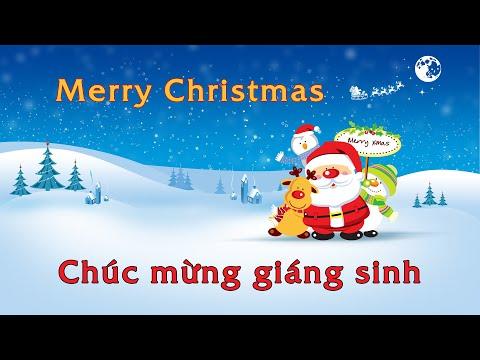 Những Bài Hát Giáng Sinh Tiếng Anh Hay Nhất