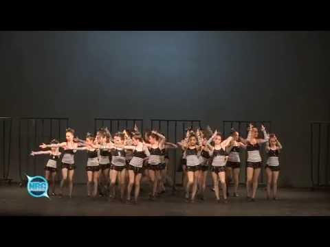 """8 Count Dance Academy """"Cell Block Tango"""" Production 2015-2016 (Company Teams)"""