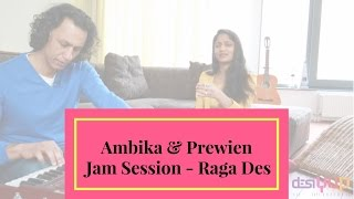 Mora Saiyan - Ambika Jois & Prewien Pandohi-Mishre