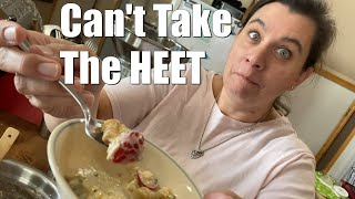 Cant Take The HEET A Big Family Homestead VLOG
