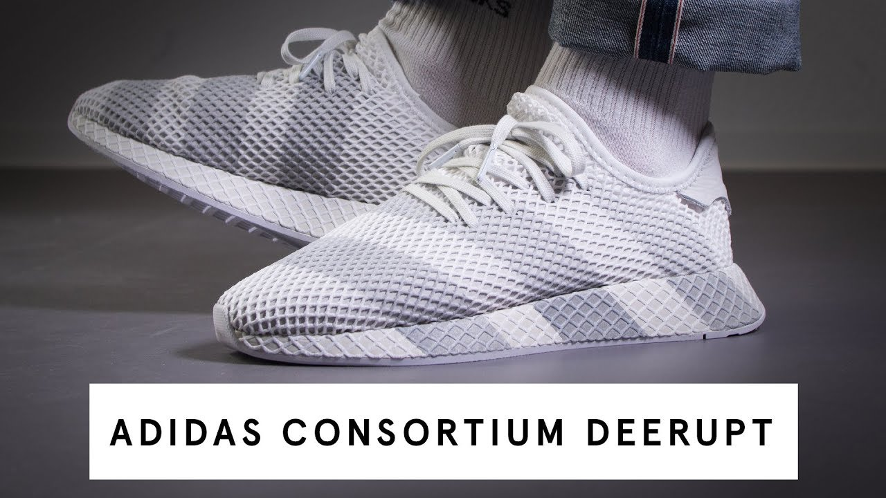 ed6c286008f53 Adidas Consortium Deerupt