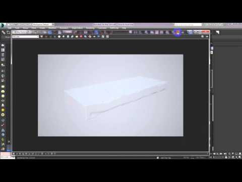 4pixosTIPS Creating nature rock with Unwrap and Displacement Mod