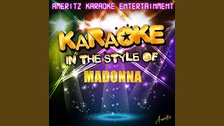 Justify My Love (Karaoke Version)