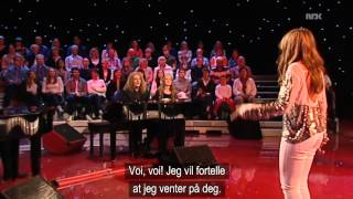 "Nora Foss Al-Jabri (16) - All performances on ""Beat for Beat"" - 30.11.12"