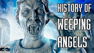 History of the Weeping Angels - History of Doctor Who
