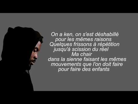 Damso Carte blanche  Freestyle inédit  lyrics/ parole