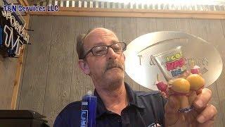 Drinking HVAC Stop Leak