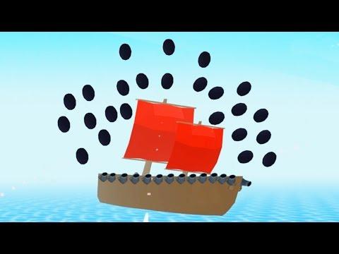 DEADLIEST SHIP IN THE OCEAN! (Krew.io)