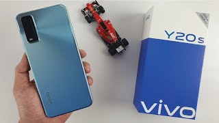 ViVo Y20S Unboxing | Snapdragon460/6GB/18W | Hands-On, Design, Unbox, Set Up new, Camera Test