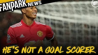 RASHFORD IS NOT A GOAL SCORER | FanPark News
