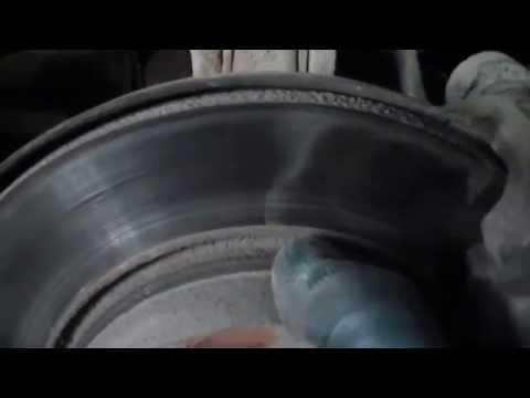 ВАЗ 21093 замена картриджей передних стоек