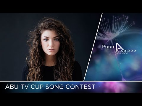 My Ideal Contest: ABU TV Cup Song Contest 2017