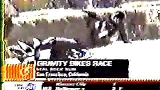 Gravity bikes at the 2000 summer X Games