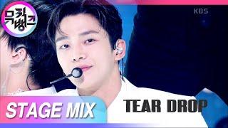 [교차편집] ☀️전 세계는 SF9을 주목하라☀️ 여름 셒구가 날 춤추게 해〰 (SF9 Tear Drop St…