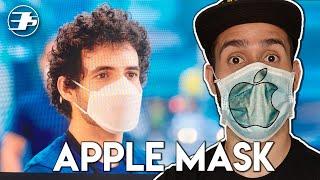 Apple Face Mask La mascarilla más AVANZADA