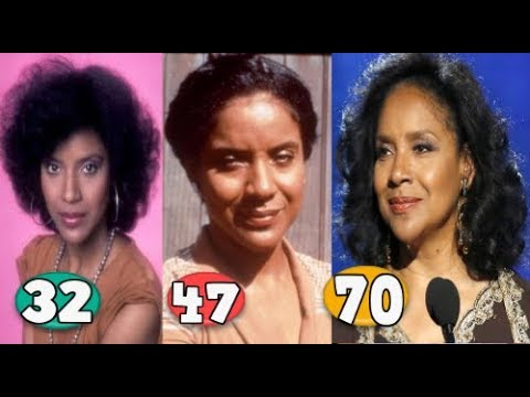Phylicia Rashād ♕ Transformation From 22 To 70 Years OLD