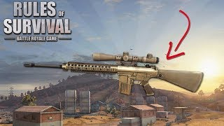 Noah Plays Snipers Only (Rules of Survival)