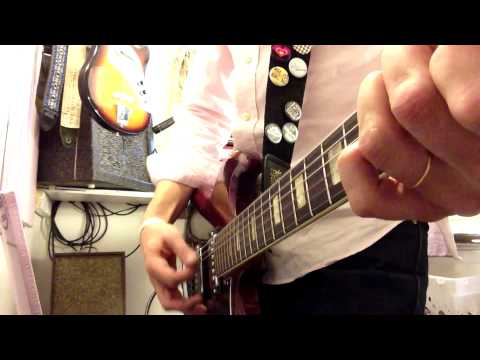 National/Norma SG430 2t Vintage Guitar demo/review MIJ