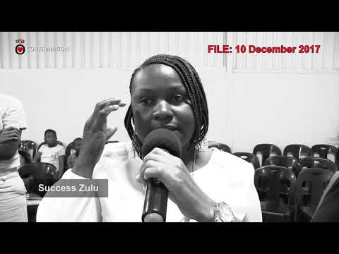 Success Zulu's Eye Testimony