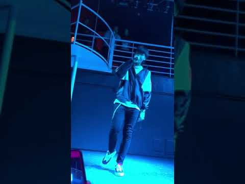 181108 Kris Wu - [Selfish] performance at Antares release party in San Fransicso