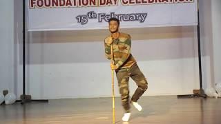 Mono Acting By Jigar Desai | 9th Foundation Day Celebration - 2018 | Dairy Parivar