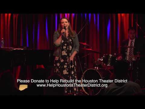 B'WAY♥HOUSTON: PHOEBE STROLE Performing
