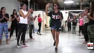 Shakti Mohan -INNA - Ruleta-  desi entertainment India 2018