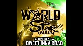 Download Konshens - Dweet Inna Road MP3 song and Music Video