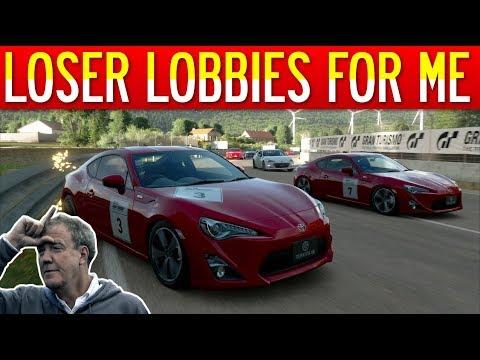 Back In The Loser Lobbies (Gran Turismo Sport)