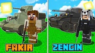 FAKİR ASKER VS ZENGİN ASKER! 😱 - Minecraft