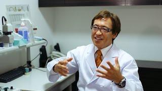 INTERVIEW 05 坪田一男/慶應義塾大学医学部眼科 教授