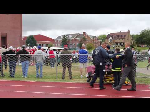 "Monmouth College Scots Football - ""Pipes & Pigskins"""