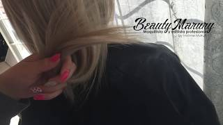 Corte Bordado / Split Ender /beautymarury
