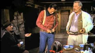"""Ward Bond in John Ford's """"The Searchers"""""""