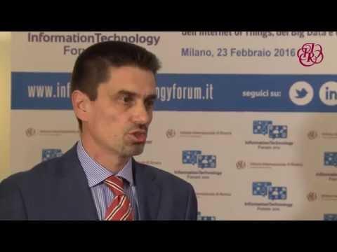 Intervista ad Alessandro Anzilotti - IT Forum Milano